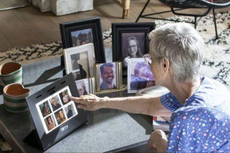 Coronavirus e anziani, un'app per tenersi in contatto