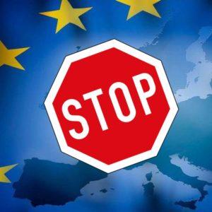 Coronavirus e frontiere chiuse: così cambia l'Europa