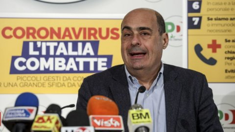 Il Pd di Zingaretti vince in 3 regioni, Salvini ko, M5S festeggia il Sì