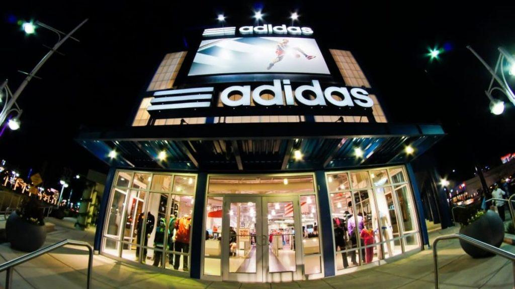 Punto vendita Adidas