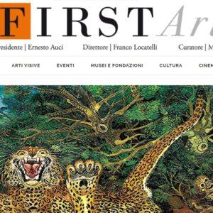 FIRST Arte si rinnova: sarà il portale del mercato dell'arte