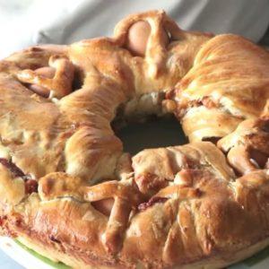 Casatiello: torta pasquale rustica fra religione e napoletanità