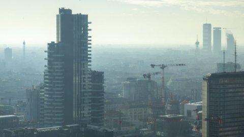 Inquinamento aria: nel 2020 resta off limit nonostante i lockdown