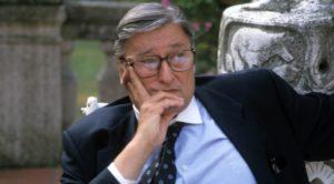 L'economista Nino Andreatta