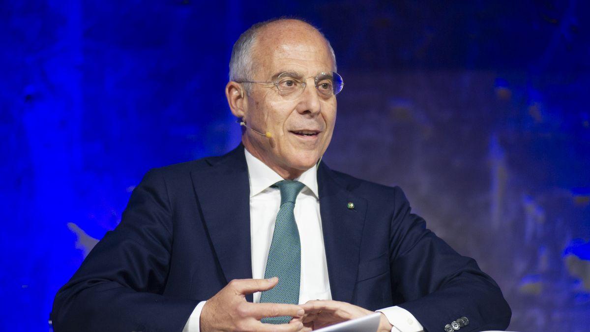 Francesco Starace Ad Enel