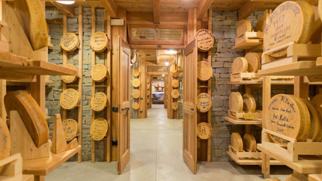 storico ribelle Casera-di-stagionatura-o-museo