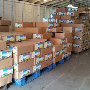 Coronavirus: farmacie e alimentari riforniti anche grazie a FS