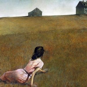 Christina World: la malinconia di un pittore come Andrew Wyeth