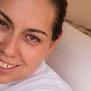 Martina Caruso, la prima stella che brilla su Salina