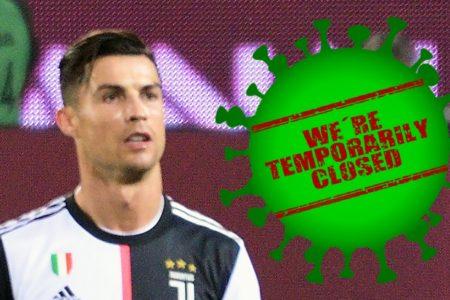 ll calcio si sgonfia: i campioni valgono la metà e  CR7 è un caso