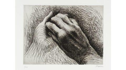 """Arte: """"Le mani"""" estensione del senso mistico e sacrale"""