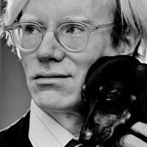 Fotografia: asta di opere di Andy Warhol per fornire aiuti agli artisti degli Stati Uniti