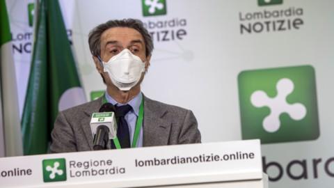 Scandalo vaccini, la Lombardia commissaria Aria Spa