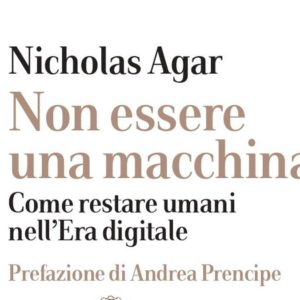 """Rivoluzione digitale sì, ma """"Non essere una macchina"""""""