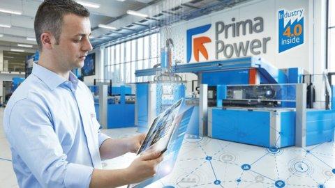 Prima Industrie presenta il nuovo canale digitale