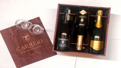 Carreri's Wine: degustazioni guidate con kit in videocall