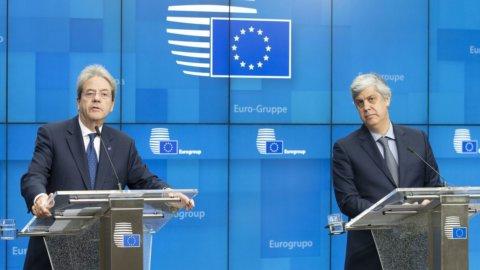 Eurogruppo, compromesso su Eurobond e Mes: piano da 500 miliardi