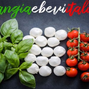 #mangiaebeviitaliano: campagna per la promozione del Made in Italy