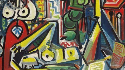 """Pablo Picasso: grande attesa per l'asta di """"Les femmes d'Algies (F)"""""""