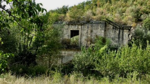 Archeologia e Paesaggio: la chiesa sommersa lungo la Salaria (VIDEO)