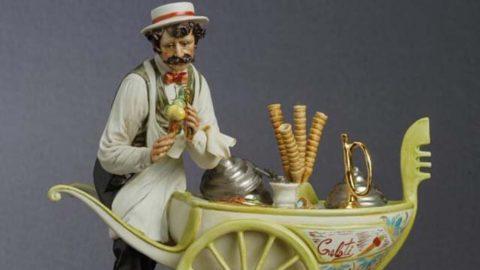 """Museo di Capodimonte: """"Arti Decorative da far girare la testa"""" VIDEO"""