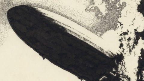 Led Zeppelin, il primo LP originale (1969) all'asta online Christie's