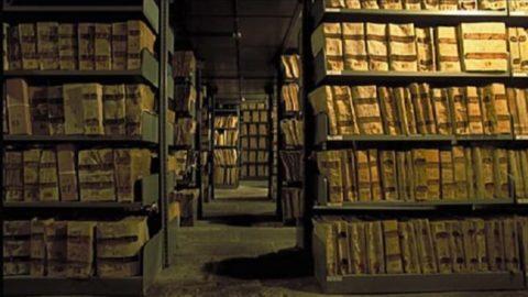 Archivio di Stato di Frosinone: visita al patrimonio culturale (video)