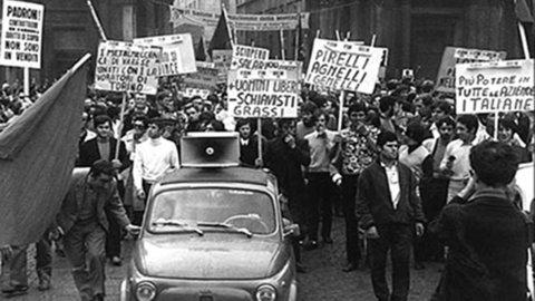 ACCADDE OGGI – Lo Statuto dei lavoratori ha 50 anni