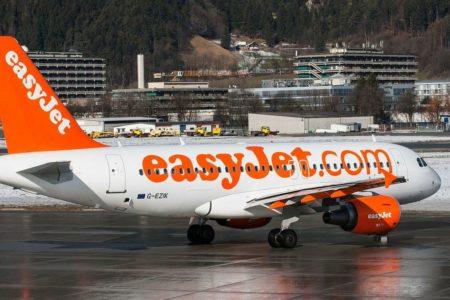 EasyJet: dal 15 giugno riprendono i voli in Italia