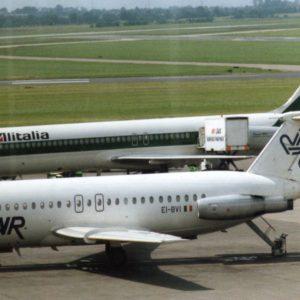 Voli, Enav: a luglio il traffico aereo è triplicato