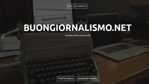 Nasce Buongiornalismo.net, alleanza tra editori per un'informazione web di qualità
