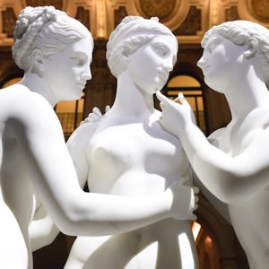 """Gallerie d'Italia, un tour virtuale per rivivere """"Canova"""""""