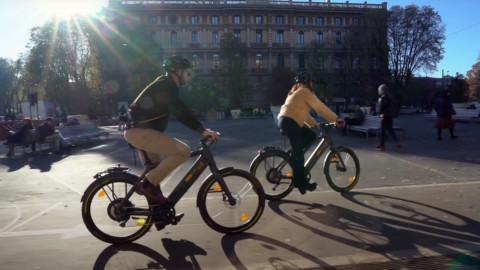 Pirelli: 14 bici elettriche per 2 ospedali di Milano