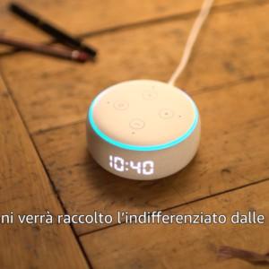 Hera, Alexa: nuove funzioni per il Rifiutologo