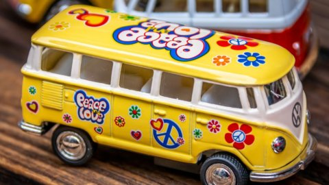 Hippy spa, come la controcultura ha contaminato la Silicon Valley