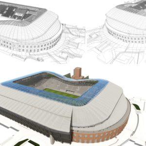Stadio Bologna, Fincantieri firma il nuovo Dall'Ara
