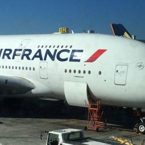 """Air France a picco: """"Il 2021 dipende dai vaccini"""""""