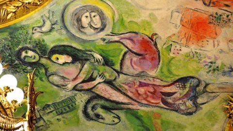 L'Opéra de Paris: la sua storia e la Francia onorata da Chagall