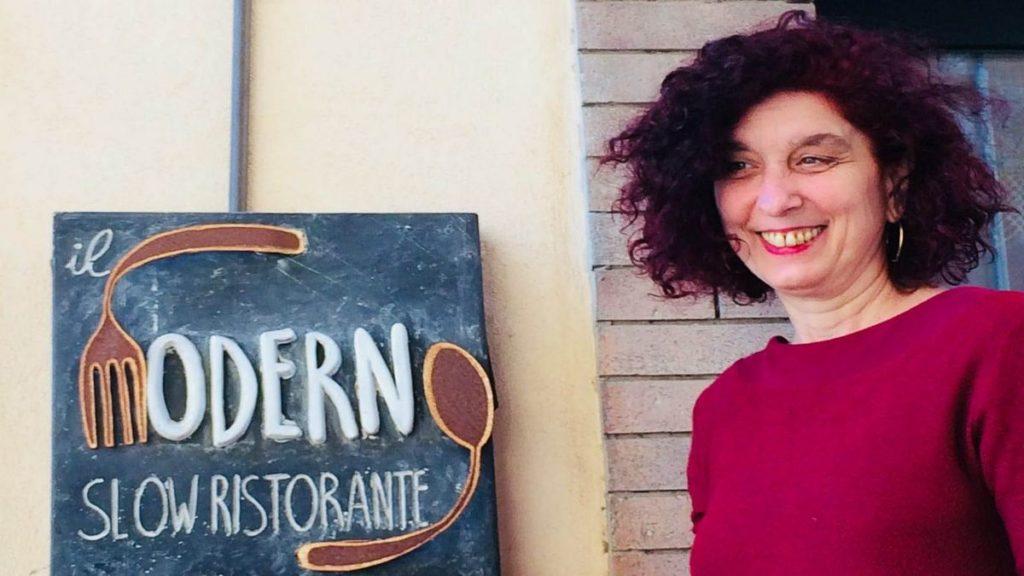 Livia Coarelli Chef Ristorante Moderno Perugia