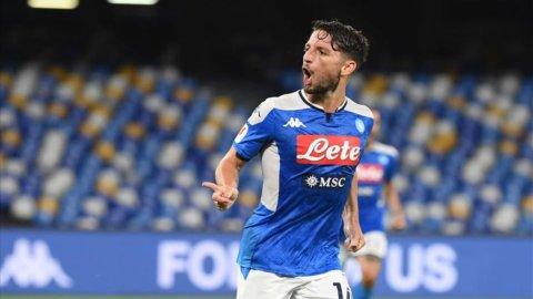 Coppa Italia, il Napoli elimina l'Inter: è in finale contro la Juve