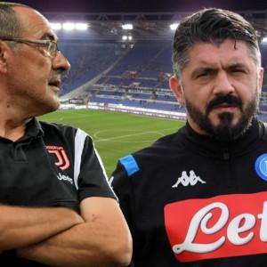 Juve e Napoli si giocano la Coppa Italia: Sarri contro il suo passato