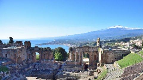 Taormina, Eni celebra con Gianna Nannini concerto Carbon Neutral