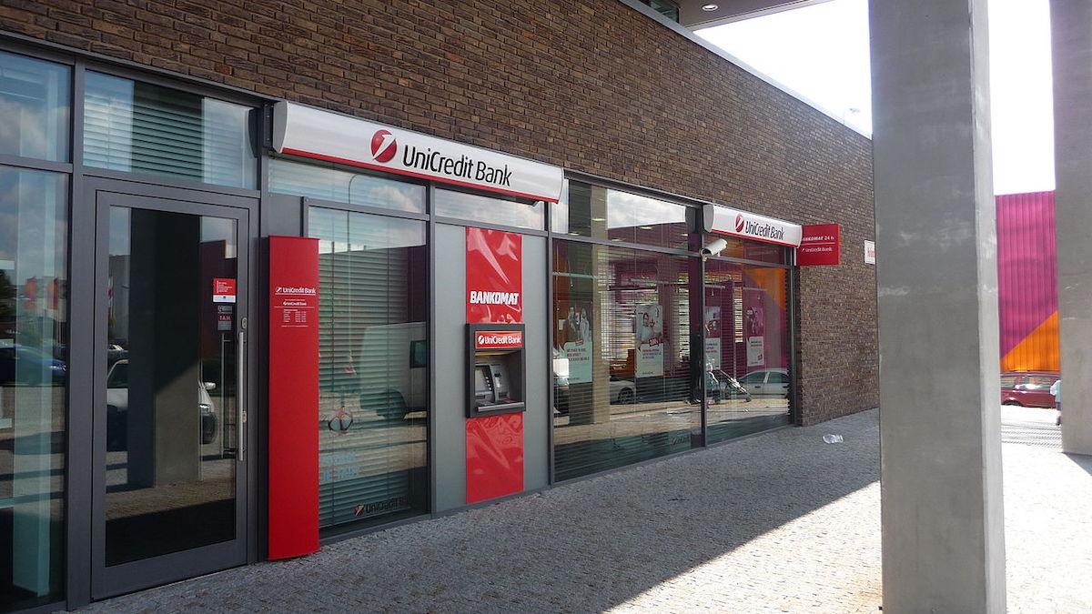 Unicredit-filiale