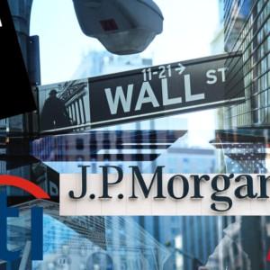 Trimestrali Usa, JP Morgan e Goldman Sachs battono le attese