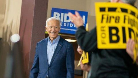 Biden in vantaggio ma ecco perché la Borsa non lo teme più