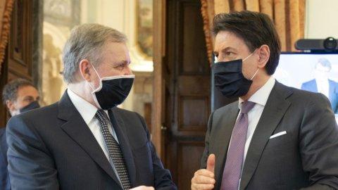 Stati Generali, Conte: tre pilastri nel piano di rilancio  dell'Italia