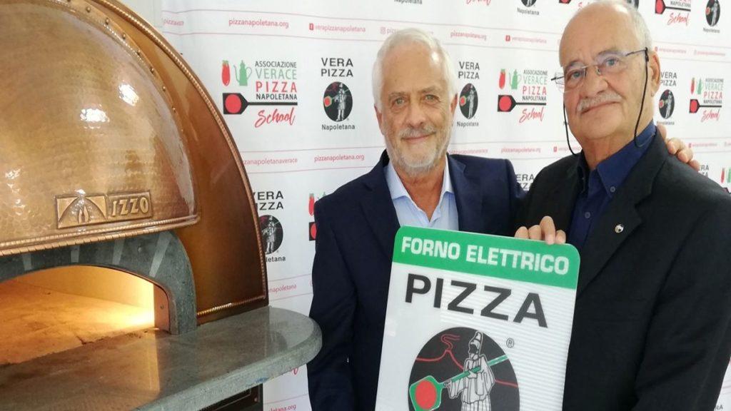 Forno elettrico per pizza napoletana verace