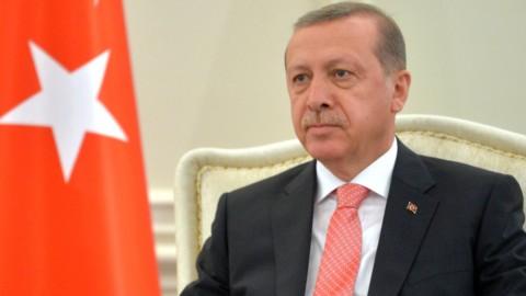 Erdogan, presidente della Turchia