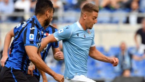 Atalanta-Lazio al cardiopalma, scintille per Inter e Roma