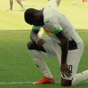 Calcio contro razzismo: grazie di cuore, Thuram